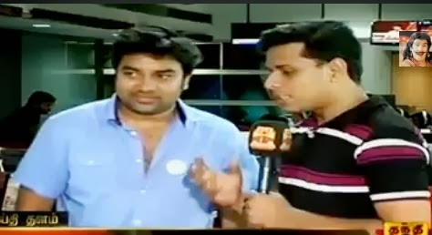 Funny speech by Mirchi Shiva about Sachin Tendulkar 10-10-2013