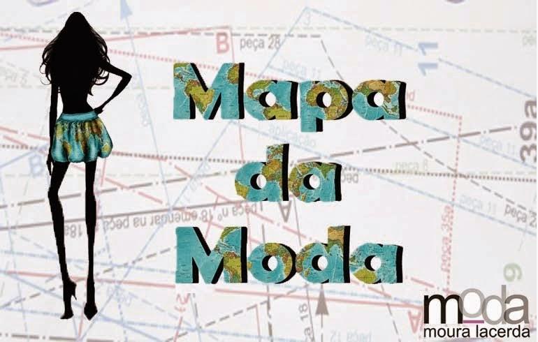 Mapa da Moda Moura Lacerda