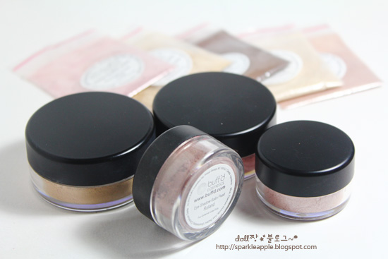 All-natural Mineral Makeup