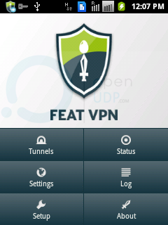 OpenVPN in Android