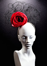 "Hats I Created In My Atelier: ""Carmen"""