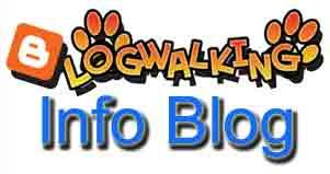 Buka Info, Blogwalking Banner