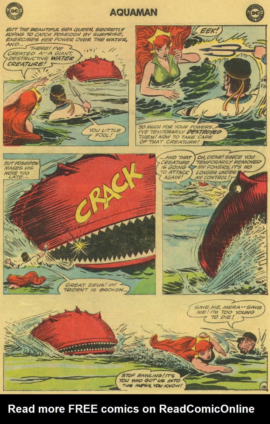 Aquaman (1962) Issue #17 #17 - English 29