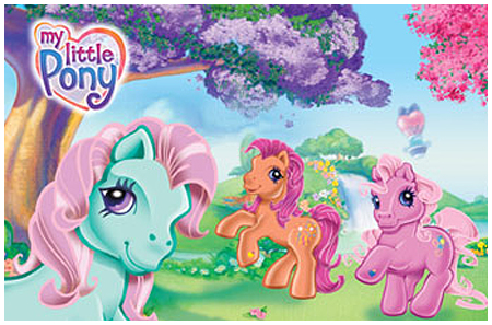 Moldes De My Little Pony Imagui