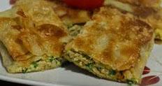 resep kue basah kue martabak telur spesial praktis, mudah, enak, gurih, lezat