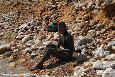 Monstruo del Mar Muerto - Viaje a Israel