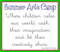 ART CREATED BY CHILDREN