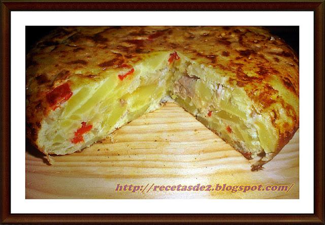 Tortilla De Pimi...