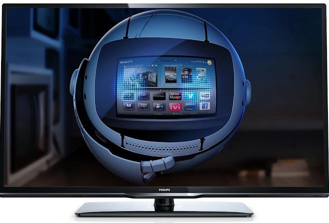 LED Smart TV Philips 42PFL3208