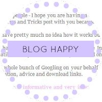 Blog Happy