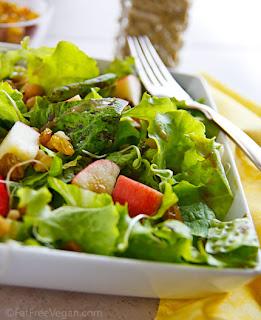 comer ensalada adelgaza