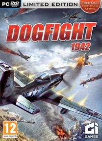 Dogfight 1942 PC Box Cover Art