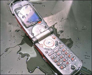 How to Repair and Save a Wet Cell Phone