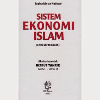 Jual Kitab Hizbut Tahrir | Sistem Ekonomi Islam