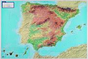 Provincias de Galicia. Costas de Galicia. Ríos de Galicia. (espaã±afisica)