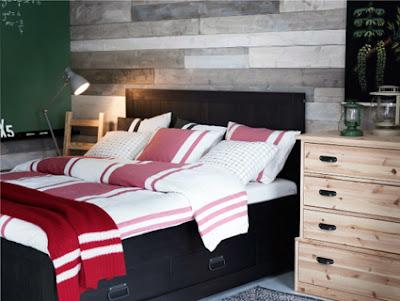 cabecero cama ahorrar energía