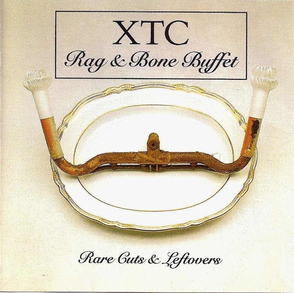 XTC - Rag & Bone Buffet (4 Song Sampler)