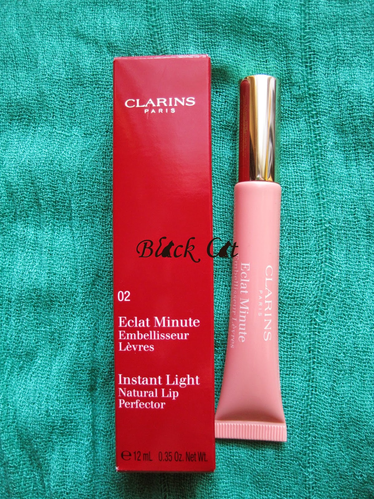 Land of Style: Clarins Instant Light Natural Lip Perfector