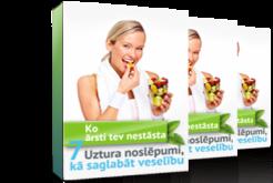 7 uztura noslēpumi