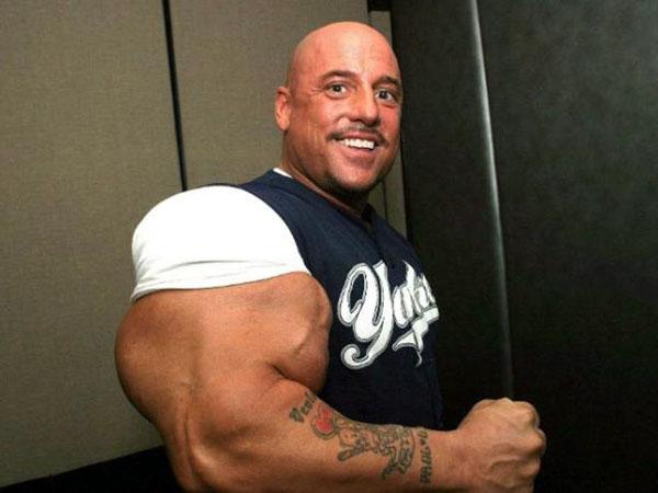 World's Biggest Biceps