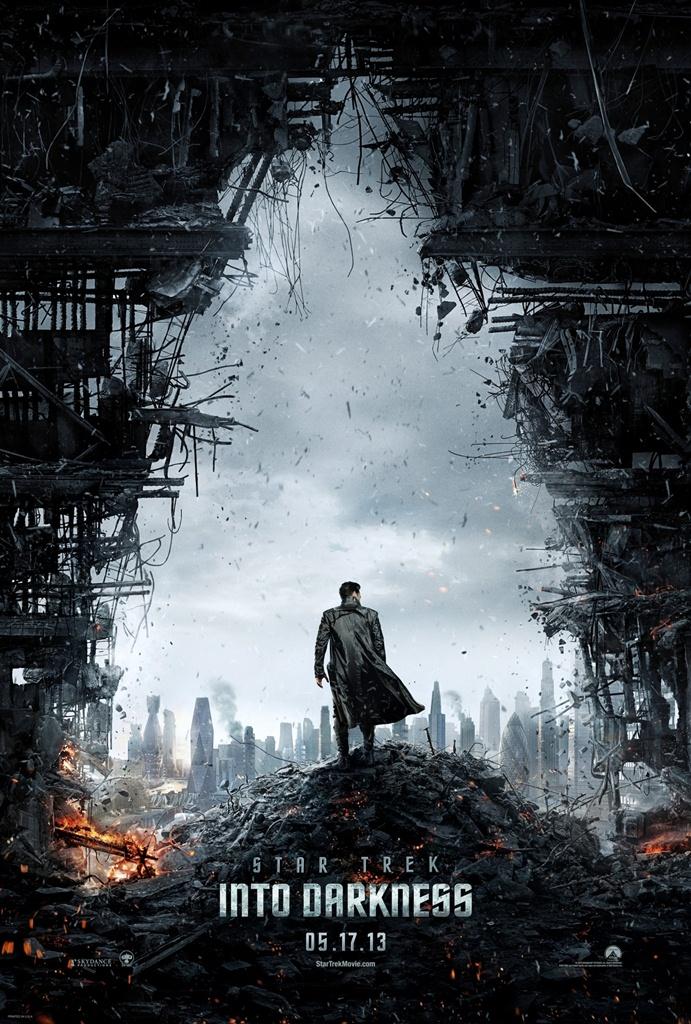 ตัวอย่างหนังใหม่ : Star Trek : Into Darkness (สตาร์เทร็ค ทะยานสู่ห้วงมืด) ซับไทย poster