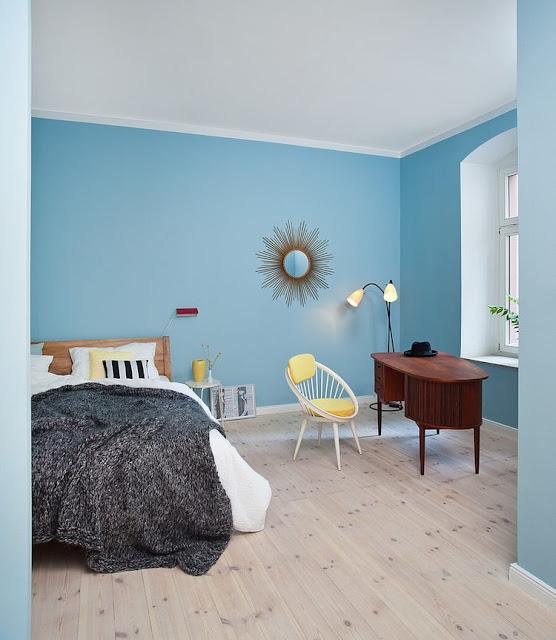 Cooles Mid-Century Design in Berlin - bitte Selbermachen in der eigenen Einrichtung bzw. Wohnung