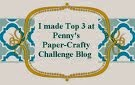 Top3 Penny's Paper-Crafty