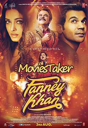 Fanney Khan 2018 Bollywood 300MB Movie Hindi WEBDL 480p