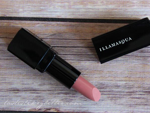 Illamasqua Glamore Lipstick - Rosepout.