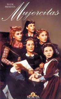 """Mujercitas"""" de Louisa M. Alcott."""
