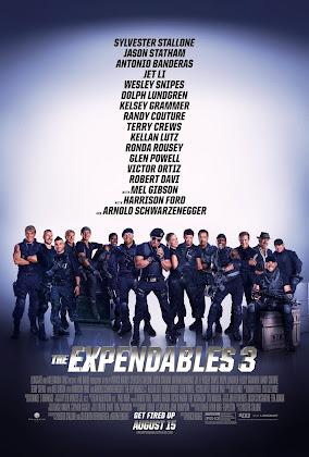 ตัวอย่างหนัง The Expendables 3 (โคตรมหากาฬ ทีมเอ็กซ์เพ็นเดเบิลส์ 3) ซับไทย poster