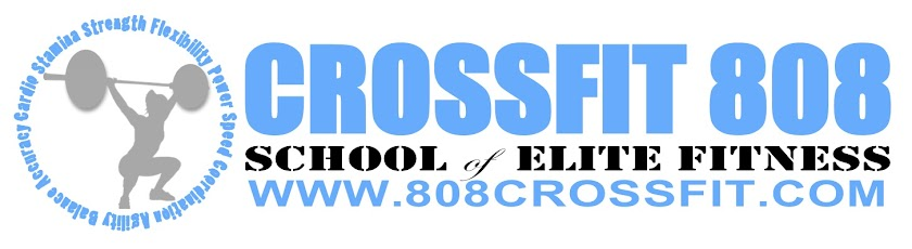 CrossFit 808