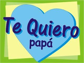 Feliz Dia del Padre, parte 1