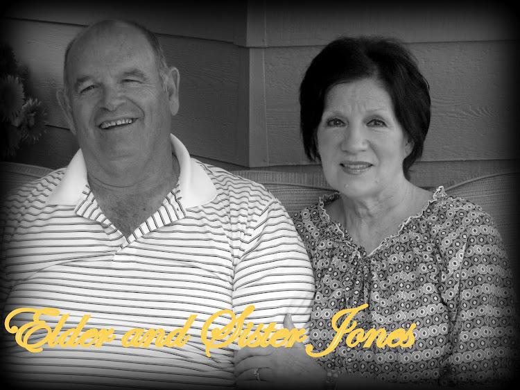 Elder and Sister Jones