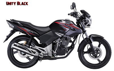 Honda Tiger 2012 Unity Black