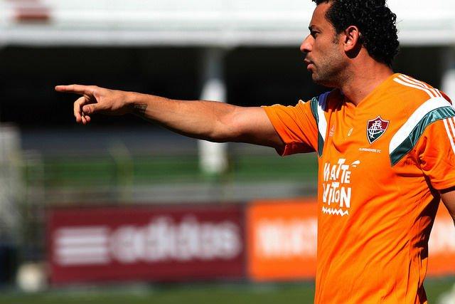 Flu terá a volta de Fred para tentar se recuperar de derrota contra o Avaí (Foto: Divulgação/Fluminense)