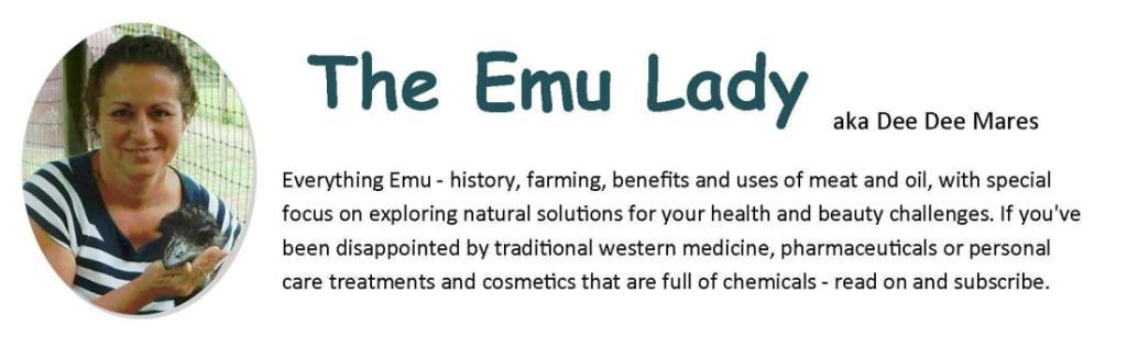 The Emu Lady