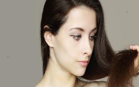 cara merawat rambut rapuh