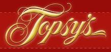 Topsy's logo