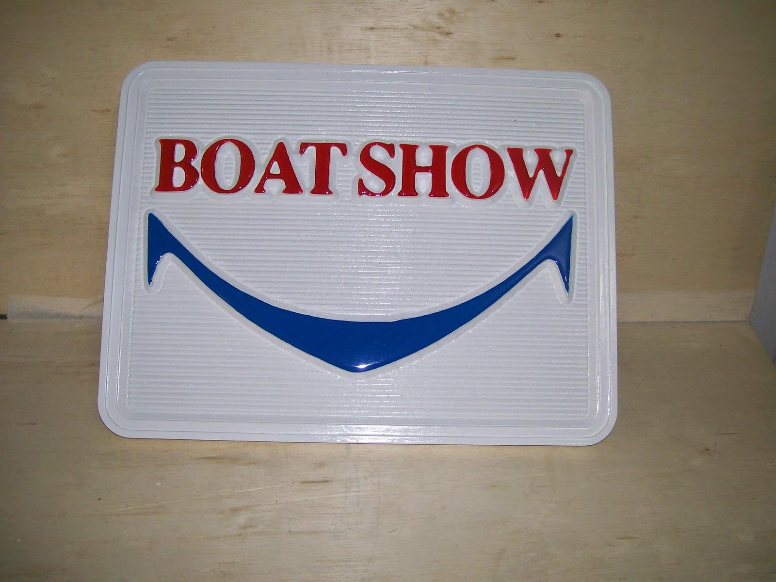 placas para embarcações