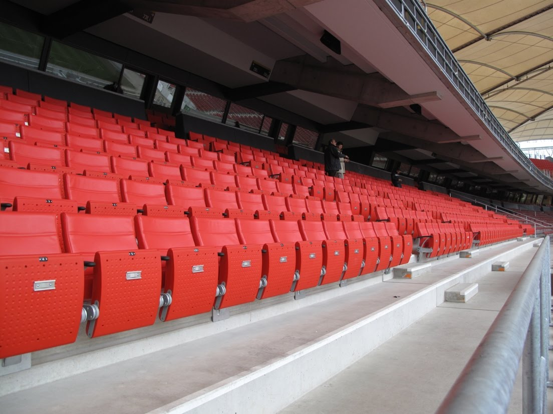 Official Ferco Seating Systems Blog Mercedes Benz Arena