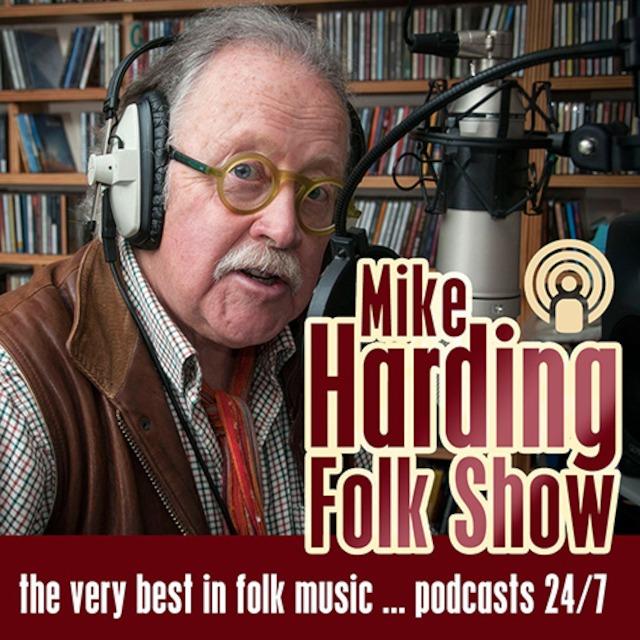 MIKE HARDING FOLK SHOW.