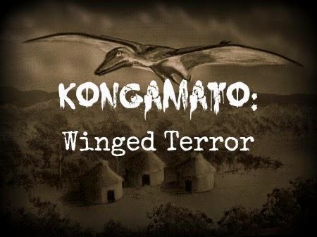 kongamato winged terror