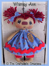 "Whimsy Ann - 9"" doll"