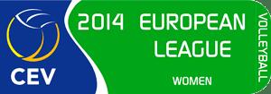 VOLEIBOL - Liga Europea femenina 2014