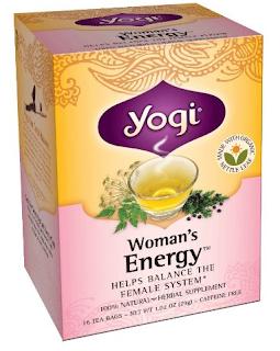 Yogi Herbal Tea for Woman