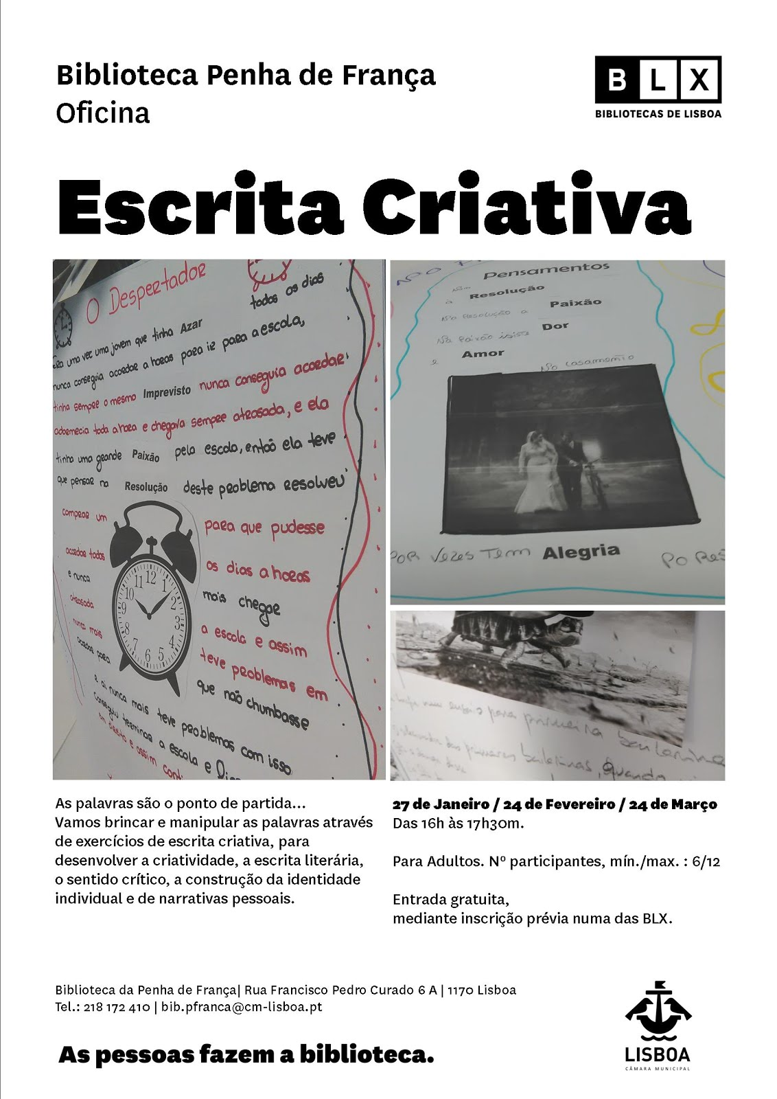 Escrita Criativa
