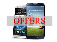 AT&T, Sprint, Verizon and U.S. Cellular offers for Galaxy S4 and HTC One