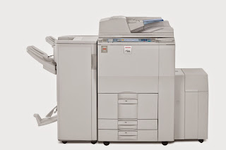 Ban may photocopy ricoh 8001