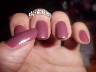 manicura rosada